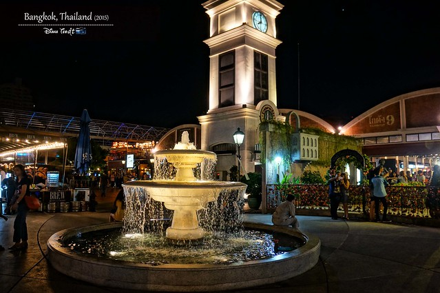 2015 Bangkok Day 3- Asiatique The Riverfront 08