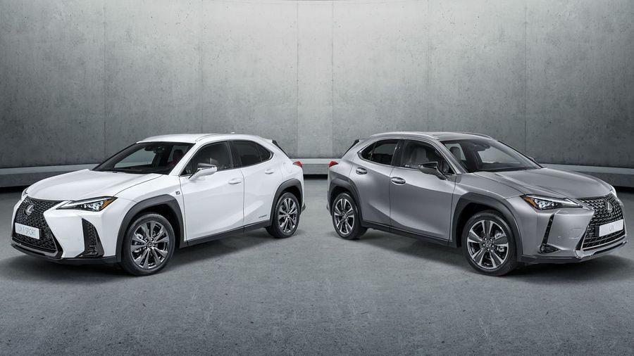 Lexus UX premiera 5
