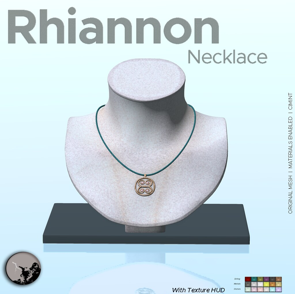 Rhiannon Necklace @ The Fantasy Collective - TeleportHub.com Live!