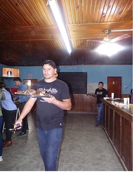 cena club porteño