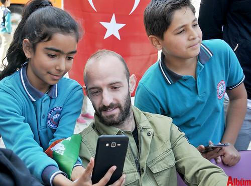 'Alanyaspor'um Okulumda Projesi'nde 12'nci buluşma-6