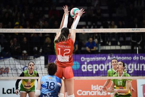 Cajasol Juvasa Voley Copa de la Reina