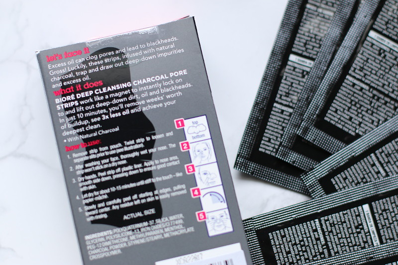 biore-charcoal-pore-strips-instructions