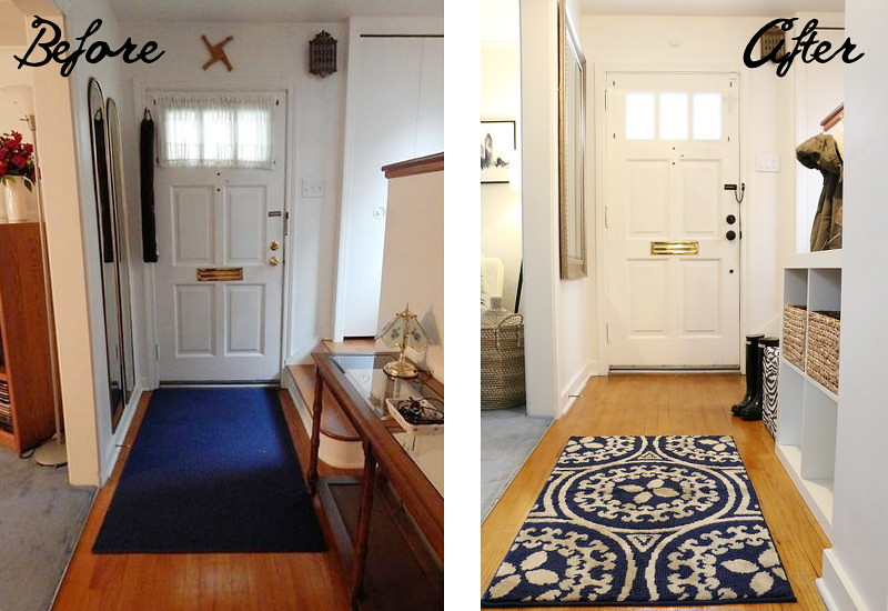 entry-way-home-foyer-decor-before-after
