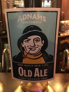 Adnems. Old Ale, England