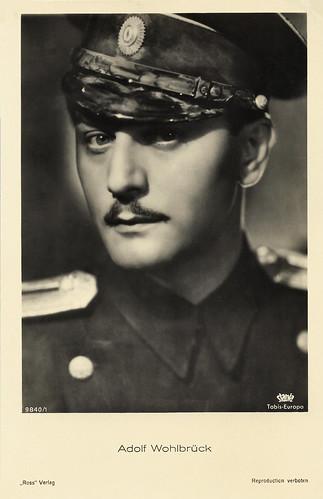 Adolf Wohlbrück in Port Arthur (1936)
