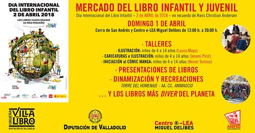 Feria del libro infantil y juvenil en Urueña