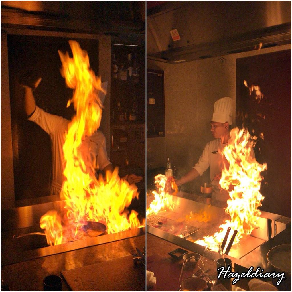 Teppan by Chef Yonemura RWS