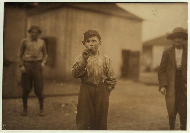 Детский труд в США #21