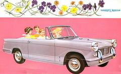 Triumph Herald Convertible (1959-61)