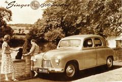 Singer SM1500 (1948-54)