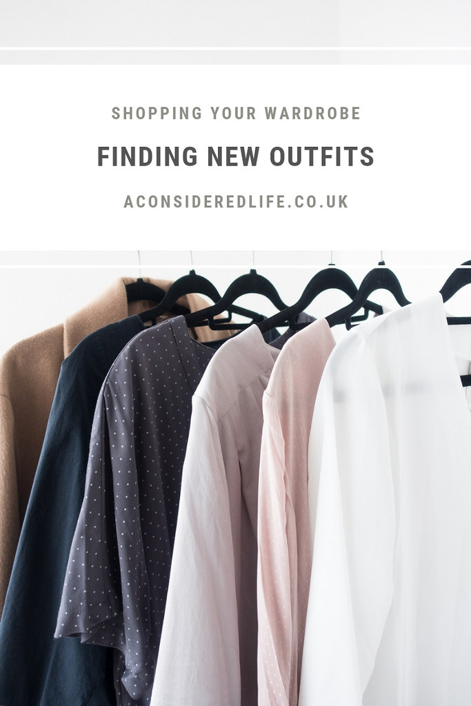 Shop Your Own Wardrobe
