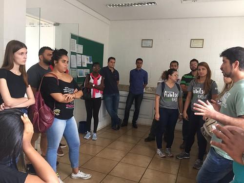 Visita Técnica - Copasa