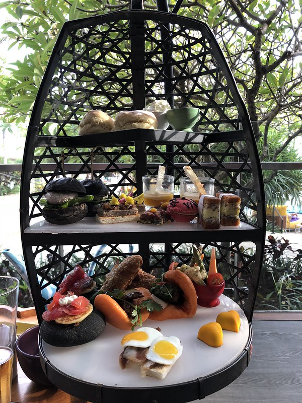 W Bali Seminyak - High Tea