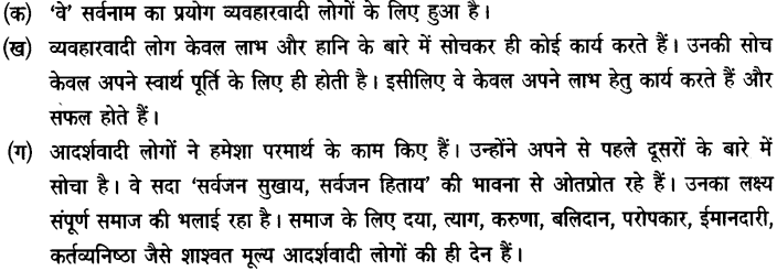 Chapter Wise Important Questions CBSE Class 10 Hindi B - पतझर में टूटी पत्तियाँ 36a