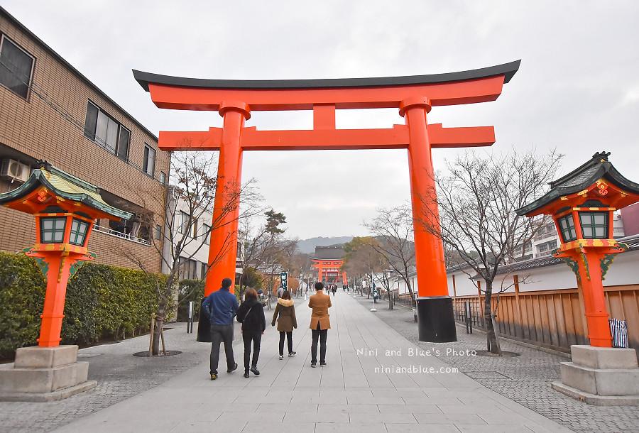 京都景點推薦 伏見稻荷神社 鳥居 怎麼去03