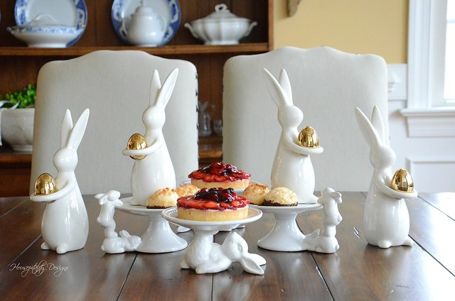 Bunny Centerpiece-Housepitality Designs-8