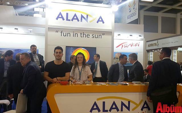 Alanya Turizm Tanıtma Vakfı Almanya'da düzenlenen dünyanın en önemli seyahat fuarı ITB- Mehmet Dahaoğlu- ALTAV- Turizmin can damarı GZP-3