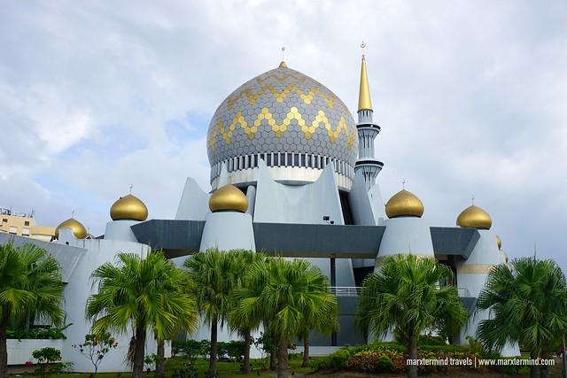 Sabah State Mosque Kota Kinabalu