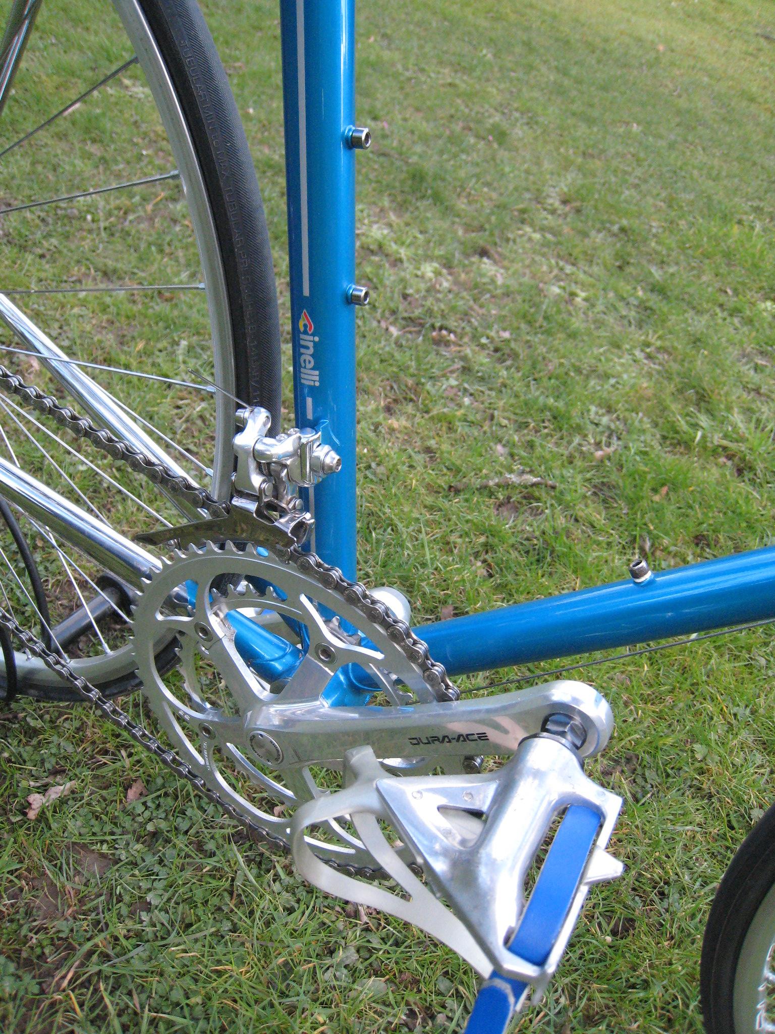 Cinelli Super Corsa. Une semaine un vélo. 40765374412_6ac99fcb86_k