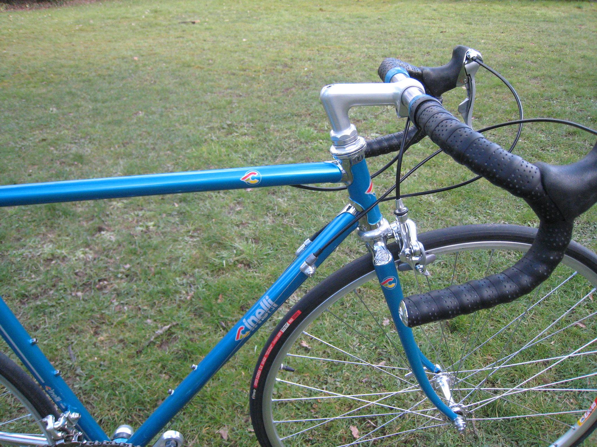 Cinelli Super Corsa. Une semaine un vélo. 40765375812_0a3956ff60_k