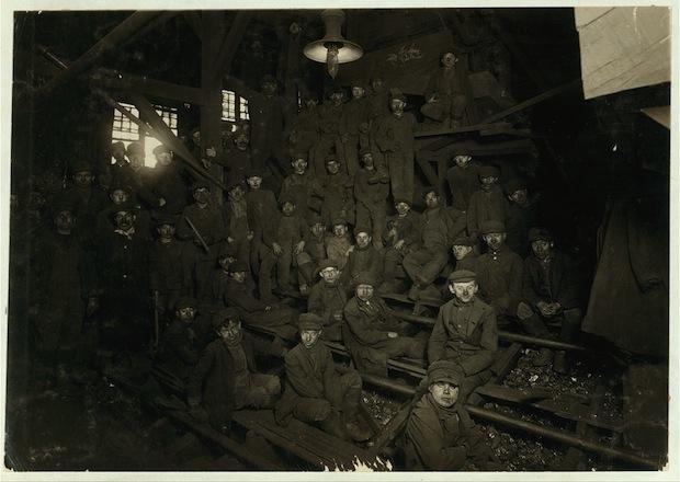 Детский труд в США #17