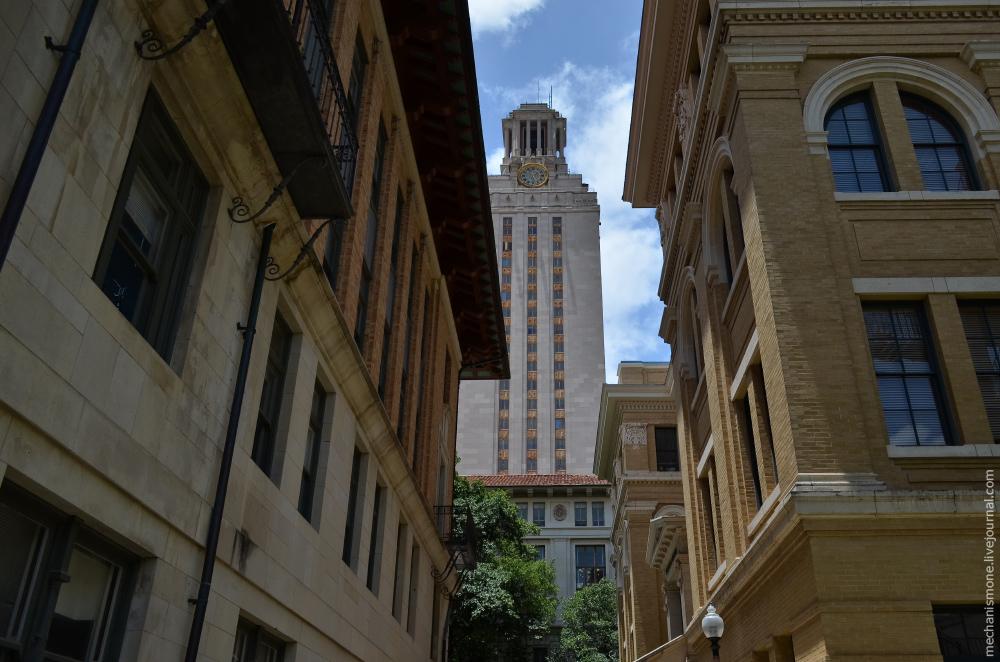 Техасский университет 6