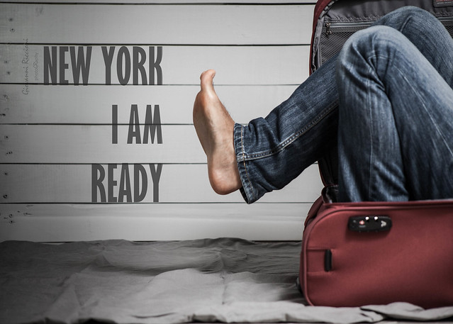 New York I am Ready|Novara|Italy