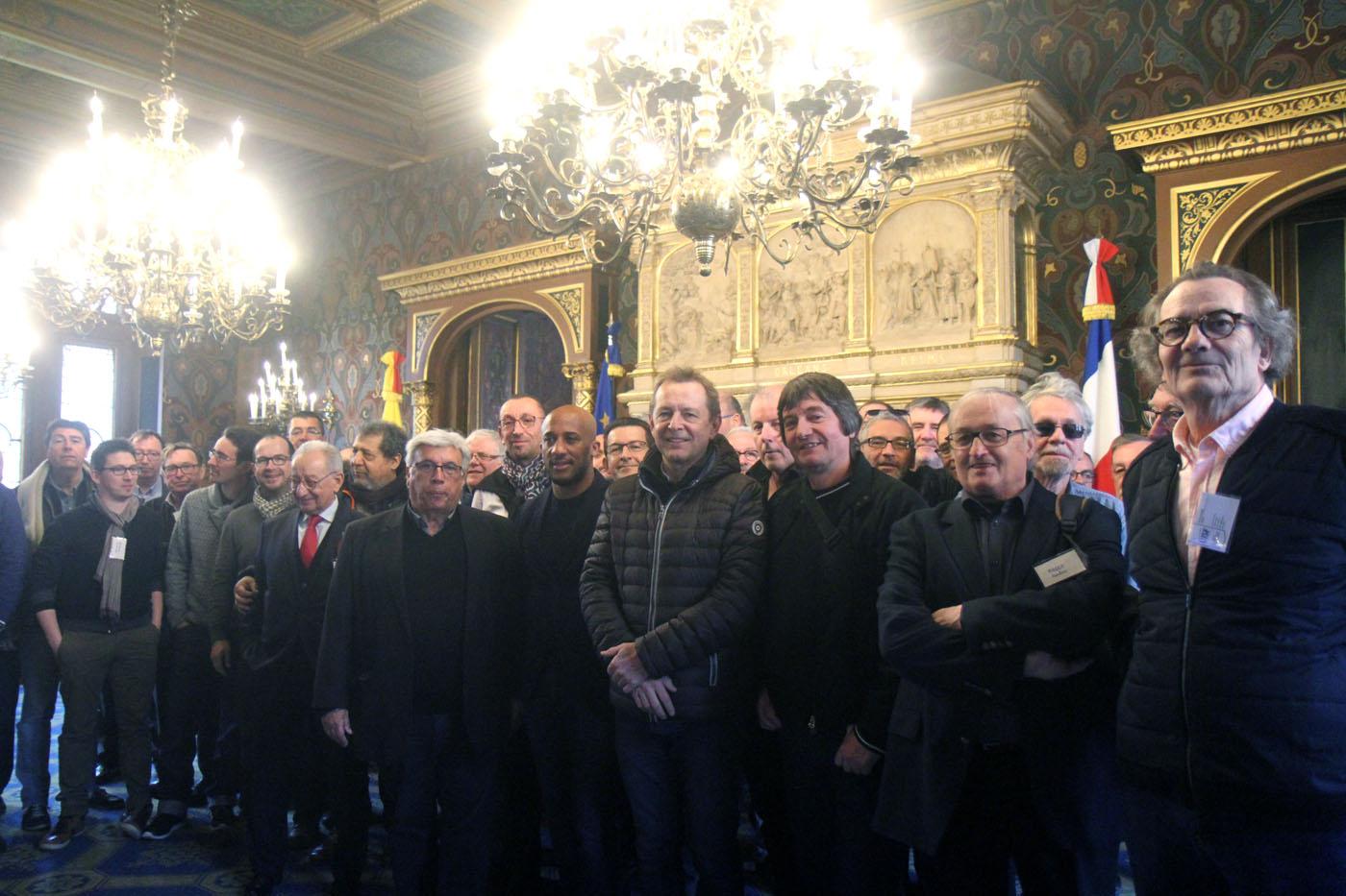 Congrès UJSF Orléans 2018
