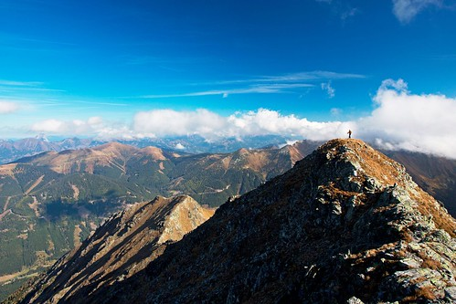 hohentauern landschaft berg berge bösenstein ausblick passhöhe wandern wanderung natur region ausflugsziel