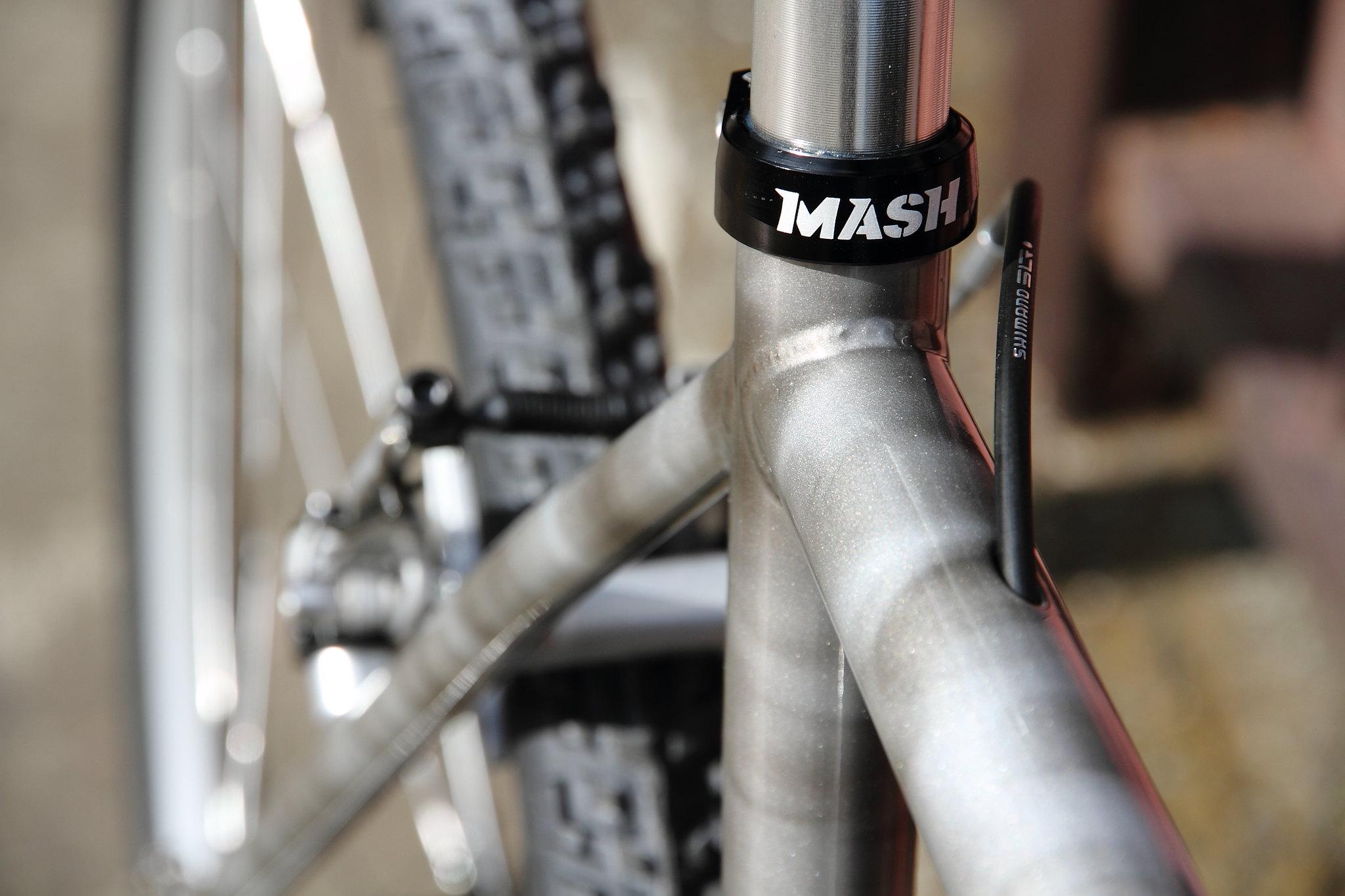 *MASH* STEEL (XS)