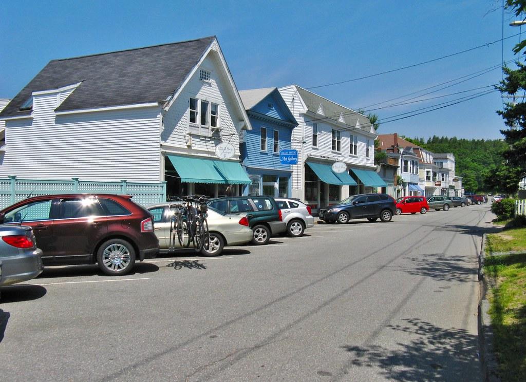 Sargent Head Hancock County Maine Tripcarta
