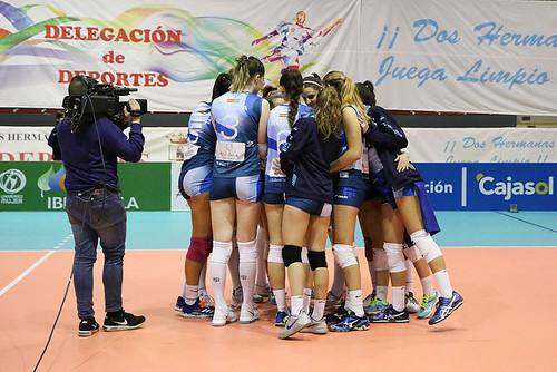 Superliga voleibol Cajasol Juvasa
