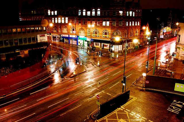 2010-11-18d Broadmarsh Junction