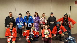Japanese Culture at Anime Club