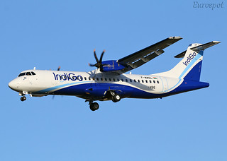 F-WWEL ATR72 Indigo