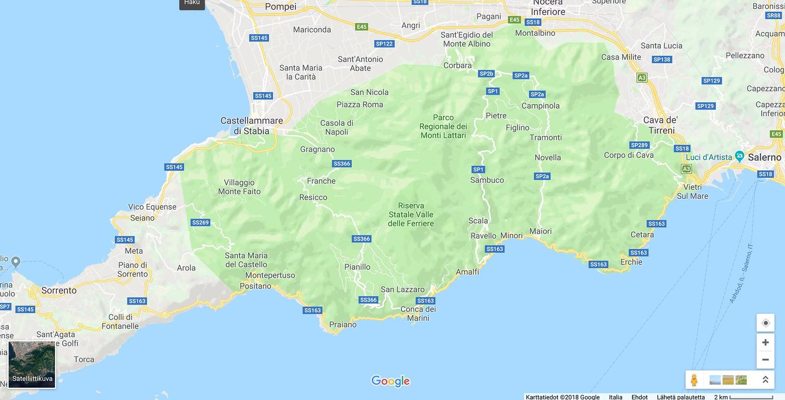 Amalfin rantatie