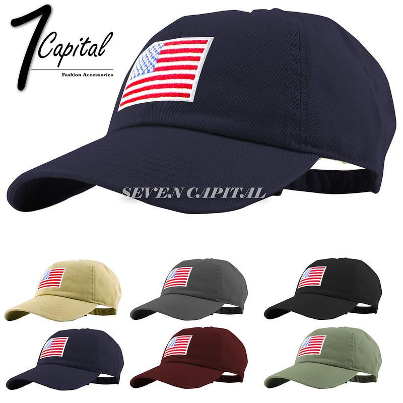 b16f0663e58 USA American Flag Military Operator Tactical Baseball Adjustable Visor Army  Hat. Product Detail. baseball cap