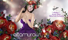Valentina Fullbento body - LIMITED EDITION - SKIN FAIR 2018