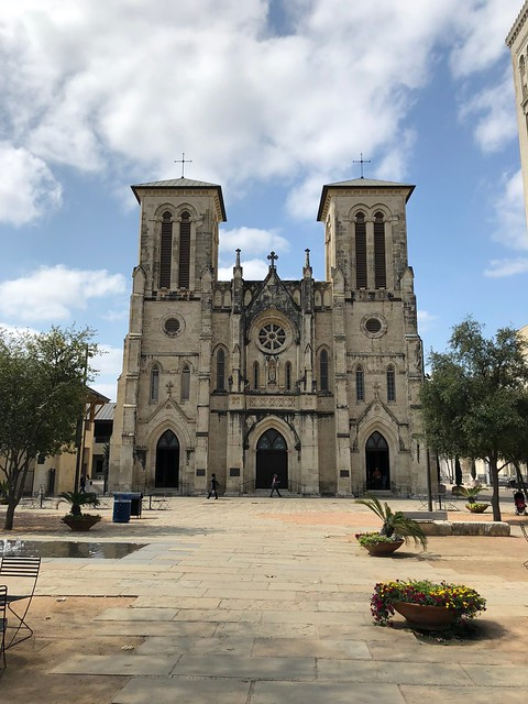 San Antonio - The San Fernando Cathedral
