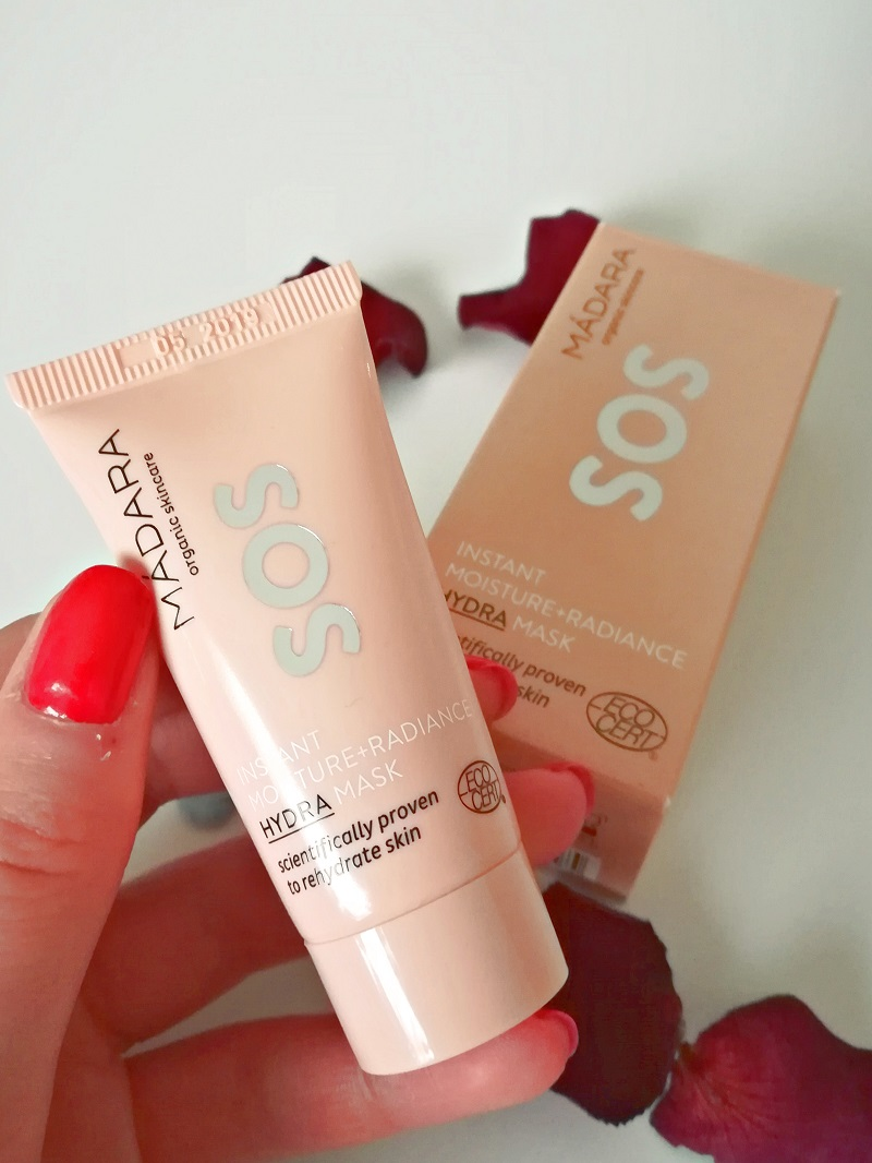 MADARA SOS - INSTANT MOISTURE&RADIANCE HYDRA MASK 2