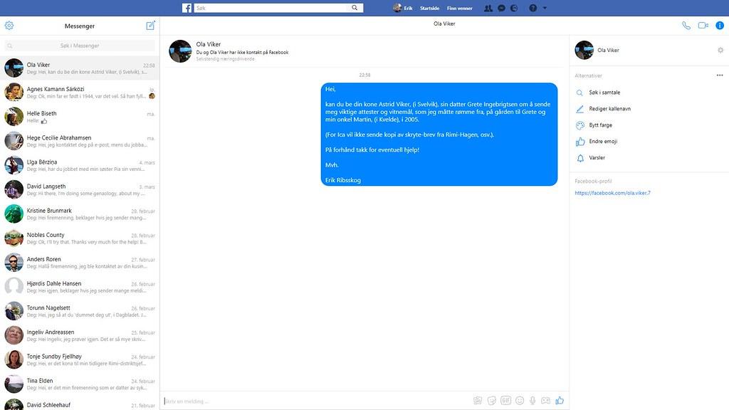 ola viker facebook 2