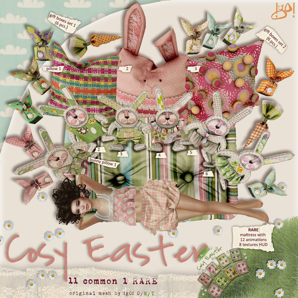 !gO! Cosy Easter - Gacha Key - TeleportHub.com Live!