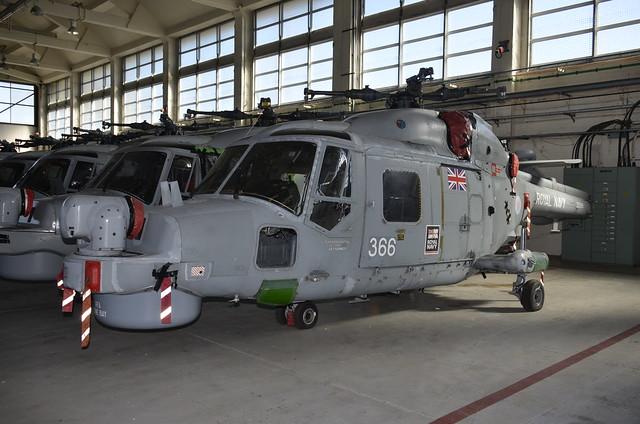 ZD268/366 Lynx HMA8SRU