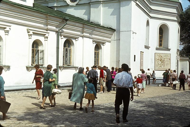 В Киево-Печерской лавре