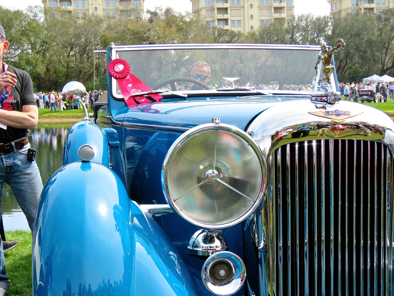 1936 Lagonda LG45 Amelia 8