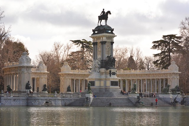 Madrid, Parque El Retiro