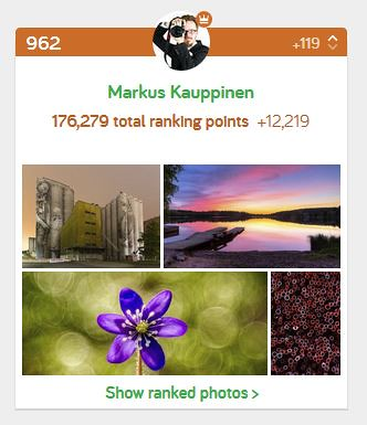 Top 1000 Photocrowd-sivustolla.