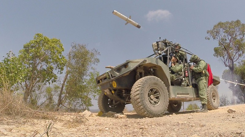 LSV-Mk2-SAF-shoots-Spike-Wallaby-2017-exercise-wf-2