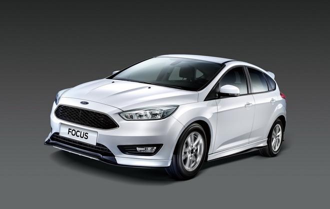 【圖四】New Ford Focus型動勁速版全車加裝空力套件 限量優惠價69.9萬元起